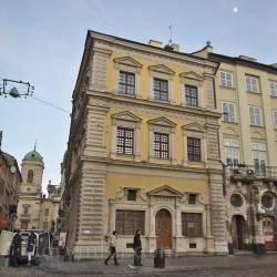 Дом Бандинелли на площади Рынок