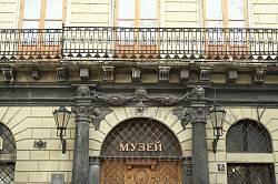 Палац Корнякта. Деталі порталу