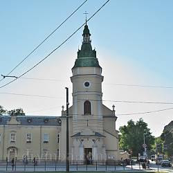 Церква (костел) св.Анни (м.Львів)