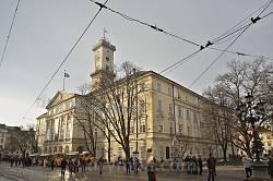 Львов. Площадь Рынок. Ратуша