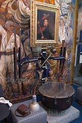Дніпропетровський історичний музей. Козацька зброя та литавра