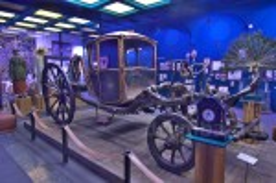 Дніпропетровський історичний музей. Карета