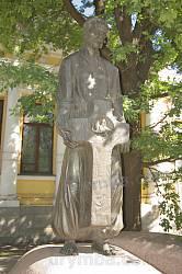 Дніпропетровськ. Пам'ятник Дмитру Яворницькому