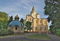 Свято-Михайловский собор в Черкассах