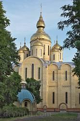 Черкассы. Собор св.Михаила