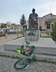 Пам'ятник Івану Франку у Ходорові