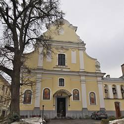 Костел св.Миколая (м.Львів)