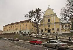 Львов. Костел св. Николая и старое здание университета