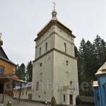 Манявский скит. Главная башня - сокровищница
