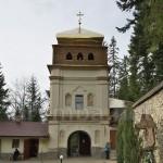 Надбрамна башта-дзвіниця (Манявський скит, Івано-Франківська обл.)