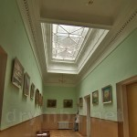 Немирів. Картинна галерея у палаці княгині Щербатової