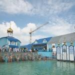 Источник (купальня) и скит св.Анны (с.Онишковцы, Ровенская обл.)