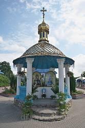 Каплиця з іконами Богородиці