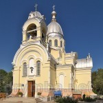 Cобор Казанської Божої Матері (м.Феодосія, Крим)
