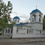 Церква Введення в храм Богородиці у Феодосії