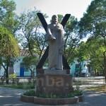 Пам'ятник св.ап.Андрію Первозванному (м.Феодосія, Крим)