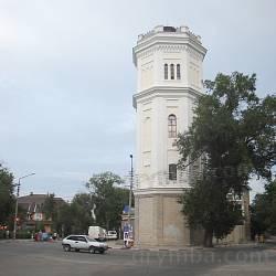 """Водонапірна башта """"Білий басейн"""" (м.Феодосія, Крим)"""