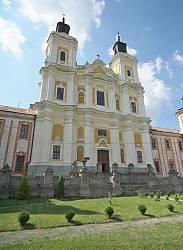 Кременець. Єзуїтський костел св. Ігнатія Лойоли та Станіслава Костки