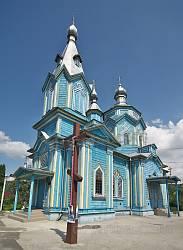 Кременець. Церква Воздвиження Чесного Хреста
