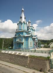 Кременець. Хрестовоздвиженська церква