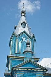 Дзвіниця Хрестовоздвиженської церкви