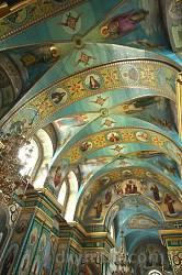 Богоявленський собор. Розписи склепінь