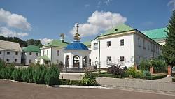 Кременець. Келії та каплиця Богоявленського монастиря