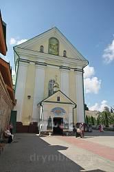 Богоявленський собор у Кременці. Фасад