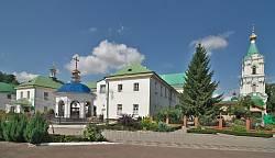 Кременець. Богоявленський монастир