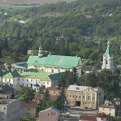 Богоявленський монастир (м.Кременець, Тернопільська обл.)