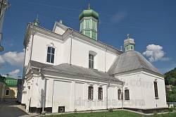 Колишній костел францисканців у Кременеці
