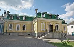 Кременец. Здания Свято-Николаевского монастыря