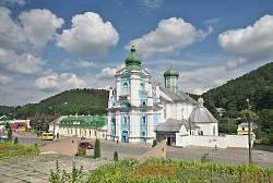 Комплекс францисканського монастиря у Кременці