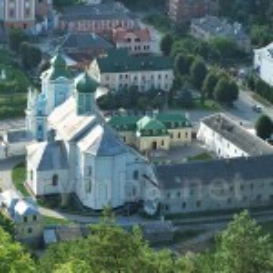Францисканський монастир та костел (м.Кременець, Тернопільська обл.)