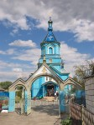 Брама церкви