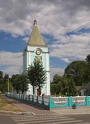 Любомль. Церква св. Юрія