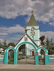 Ворота Георгиевской церкви