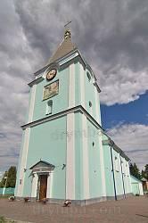 Свято-Георгиевская церковь в Любомле