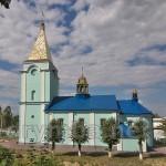 Церква св. влкм. Георгія Побідоносця (м.Любомль, Волинська обл.)
