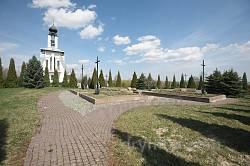 Цвинтар жертв сталінських репресій у Дем'яновому Лазі