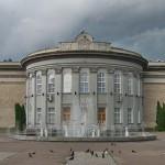 Сооружение Черкасского областного совета