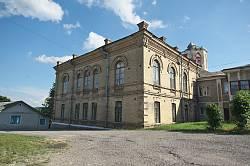 Кременець. Палац графині Дзембовської