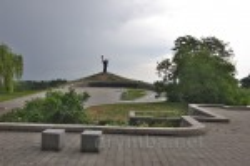 Холм Славы в Черкассах