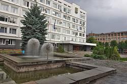 Черкассы. Городской совет