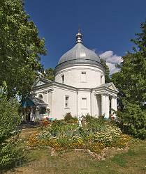 Церква св.Петра і Павла у Світязі