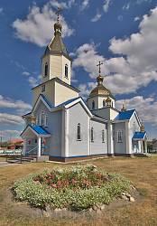 Пульмо. Миколаївська церква