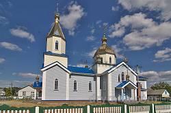 Церква св.Миколая у селі Пульмо