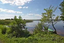 Озеро Острівське біля села Острів'я