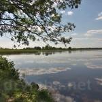 Шацькі озера. Озеро Острівське