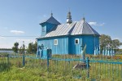 Дерев'яна церква св. Варвари
